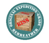 Wellington KISS expedition box Dive offer