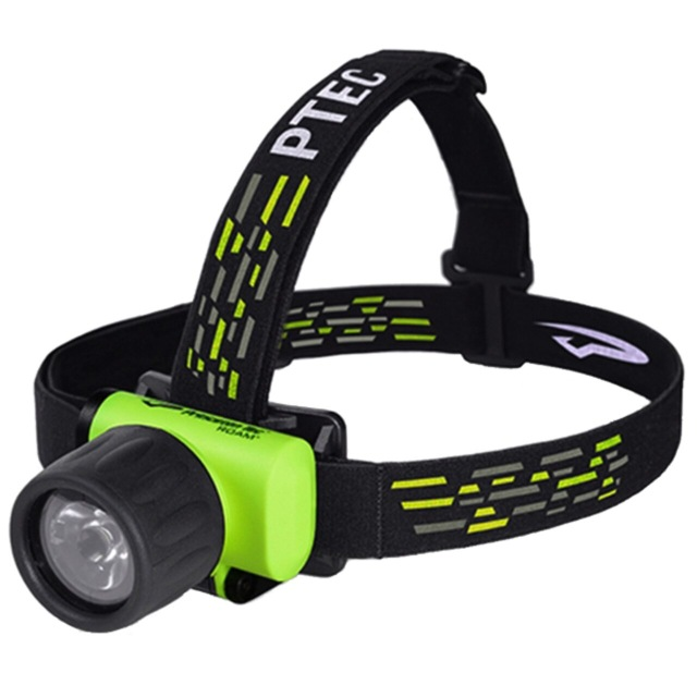 Waterproof LED Head lamp. NZ Sea Adventures, Wellington PADI SCUBA Dive Diving